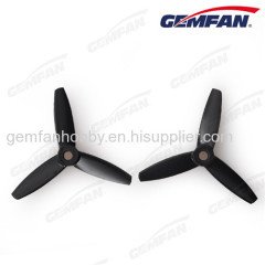 3x3.5 3BN with three blade multirotor props for RC Helicopter Kits
