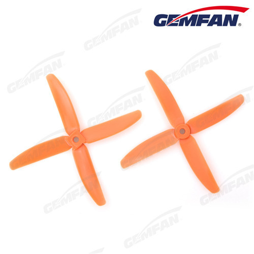 4 blades propeller balancer 5040 glass fiber nylon adult rc toys airplane CCW Props