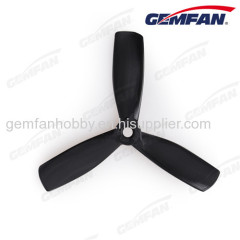 Tri-Blades flat head 4045 Glass Fiber Nylon Props
