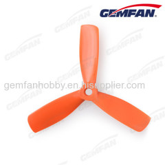 4045BN rc helicopter Glass fiber nylon bullnose propeller with 3 blade