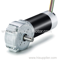 Electric Compact AC DC 12V Gearbox Motor