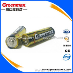 1.5V AA dry battery alkaline battery