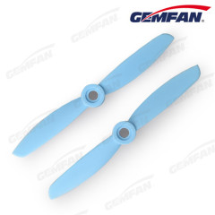 rc glass fiber nylon 2 blade 4045 BN CW propeller