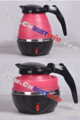 Manufacturer 100% Food Grade Foldable Silicone Kettle