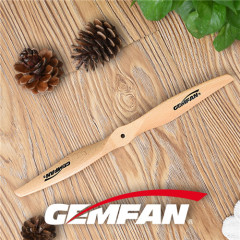 11 inch 1160 2 blades electric wooden prop for airplanes