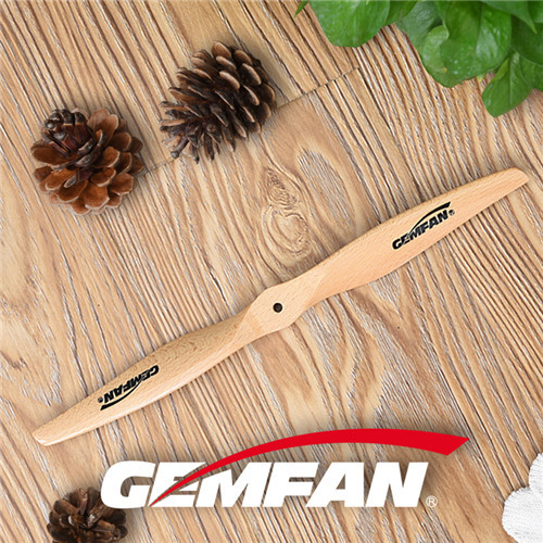 CCW 1160 2 blades electric wooden airplane props for sale