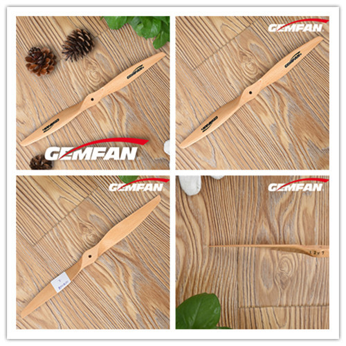 1270 Electric Wooden Props