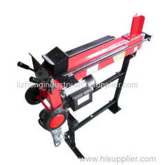 220W 5Telectric wood horizontal log splitter