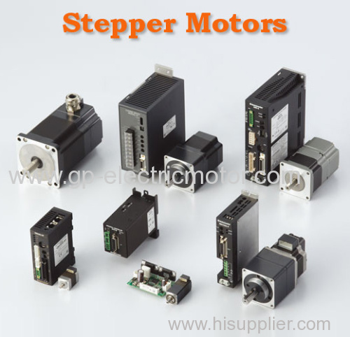 Oem Customed Hollow Shaft Stepper Motor Products China