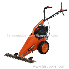 5hp vertical axis engine scythe mower