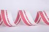 polyester tape woven elastic jacquard ribbon