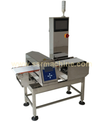 Professional Food grade metal detector Scanner Metal Sorter With buzzer alarm
