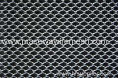 metal sheet of decorative wire mesh