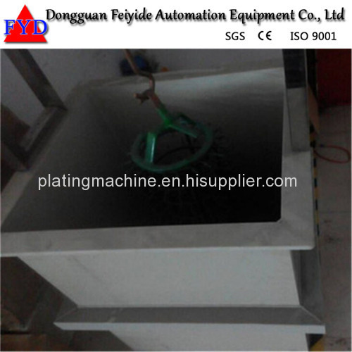 Feiyide Manual Chrome Rack Electroplating / Plating Machine for Doorknob