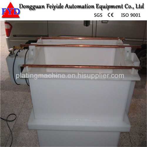 Feiyide Manual Gold Rack Electroplating / Plating Machine for Rings / Pendants