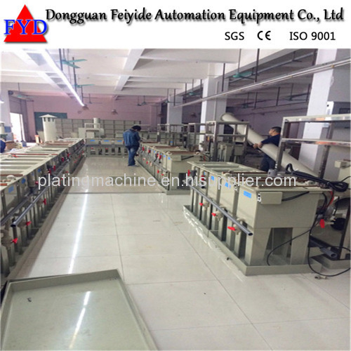 Feiyide Manual Silver Rack Electroplating / Plating Machine for Pendants / Chains /Earrings