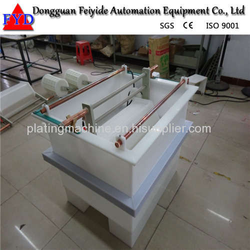 Feiyide Manual Barrel Plating Production Line