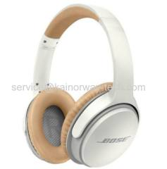 New Bose SoundLink Version II Over-Ear Wireless Headphones In White for Apple