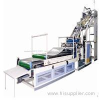 YMK Series of multi-color flexo ink corrugated paperboard die-cutter and grooving machine