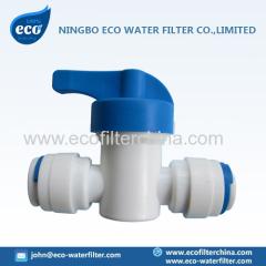 RO plastic water valve