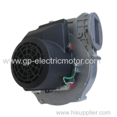 Low Noise Gas Powered Combustion Boiler Fan Blower