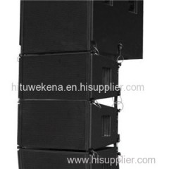 10 Inch DSP-controlled Active Line Array