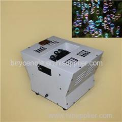 300W GOOD EFFECTS METAL BUBBLE MACHINE FOR PARTY AND EVENT