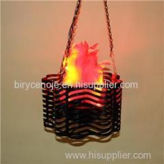 LOW PRICE INDOOR DECORATION LED FAKE FIRE SILK FLAME LIGHT