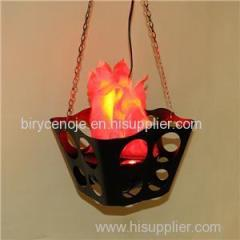 HOT SALE 10W LED ARTIFICIAL SILK FLAME EFFECT LIHGT FOR DECORATION