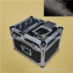 Floor Standing 600W Dual Fog Machine For Disco DJ And Lighting Effect