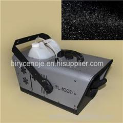 1500W ARTIFICIAL EVENT AND PARTY BIG SNOW MACHINE