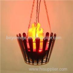 HIGH QUALITY LED 10W FENCE SILK FLAME EFFECT LIHGT