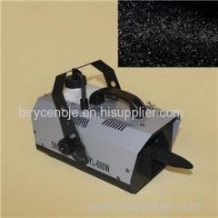 Home Party 600W Hanging Snow Making Machine
