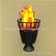 LOW PRICE BAR AND CLUB DECORATION MINI LED SILK FLAME EFFECT LIGHT