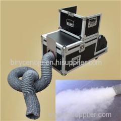 SWITCH CONTROL 1800W Water Mist Machine Rental For Stage And Party