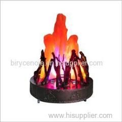 BULKY AND LARGE SCENIC SPOT OUTDOOR USE BIG FAKE FIRE FLAME EFFECT LIGHT
