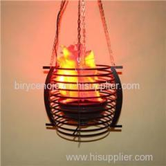 28cm 10W Lantern LED Flame Light