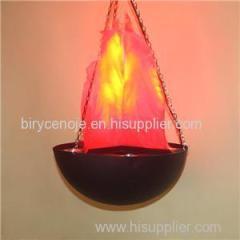 50CM Silk Effect Hanging Flame Light