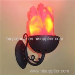10W CURVE LED ARTIFICIAL SILK FLAME EFFECT LIGHT