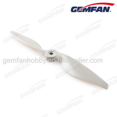 aircraft propeller 8040 8inch Fiberglass Nylon Propeller Props for First Person View racing