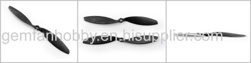 1038 Carbon Nylon propellers