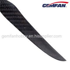 1495 Carbon Fiber Folding remote control model aircraft Propeller for Fixed Wings
