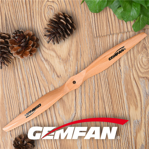 wood color 12 inch 12x5 Good Quality Electric Wooden Propeller Props