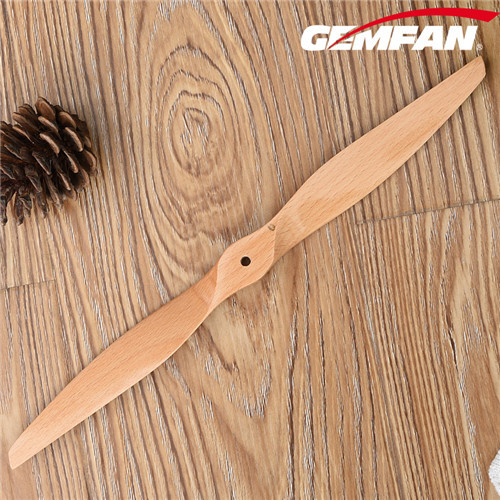 outboard propellers 2 blades 12 inch 12x6 Beech Wood Electric propellers