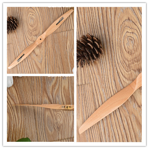 1260 Electric Wooden Props