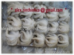 Frozen Whole Baby Octopus Round / Frozen Octopus Cube