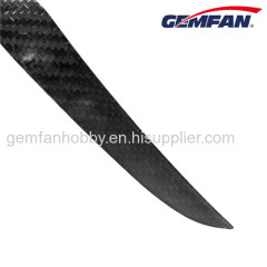 1510 Carbon Fiber Folding Model plane Propeller for Fixed Wings