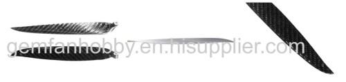16x8 inch Carbon Fiber Folding Propeller