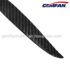 16x13 inch Carbon Fiber Folding remote control airplane Props for Fixed Wings