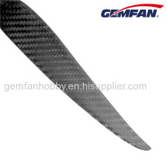 19x10 inch Carbon Fiber Folding rc model aircraft Props for rc Fixed Wings